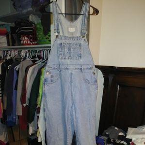 The London Jean overalls, EUC, Large